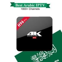 Royal IPTV H96 PRO S912 Android 6 0 TV Box Add Server LiveTV Iptv French Arabic