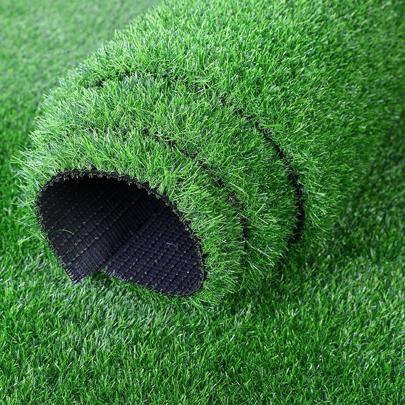 Plantes artificielles herbes ausse plante grasse tapis extérieur verdure plantes vert herbe tapis herbe artificielle décoration H0027