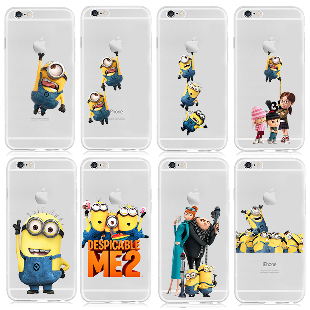 iphone 6 cases minion