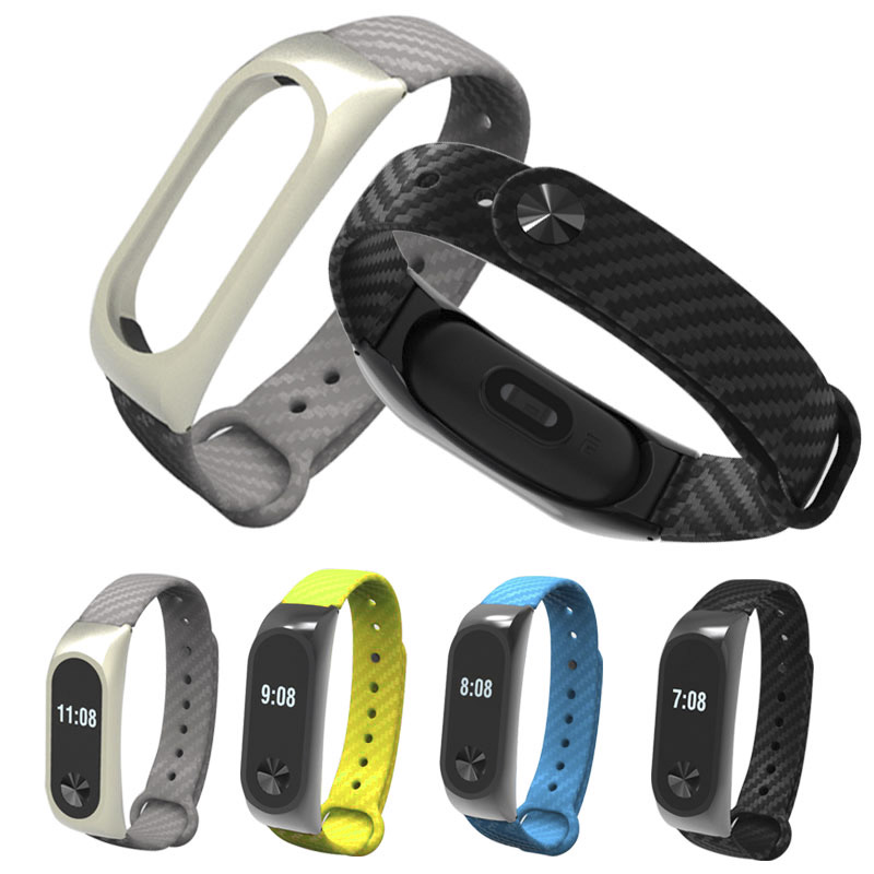 Strap For Xiaomi Mi Band 2 Bracelet For Xiaomi Mi Band 2 Silicone Wrist For Mi Band 2 Smart Accessories Wristband Replacement цена
