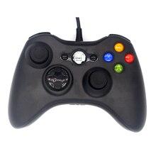 JIE LI Wired Controller Para Microsoft Xbox 360 Do Bluetooth Gamepad Para PC Com Windows 7/8/10