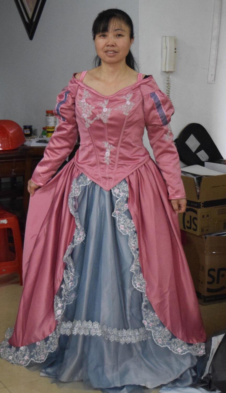 Excelente Meridionales Vestidos De Dama De Belle Friso - Colección ...