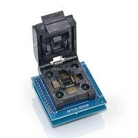 Top Quality Chip Programmer TQFP32 QFP32 LQFP32 TO DIP28 Adapter Socket Support ATMEGA8 Series TL866A TL866CS