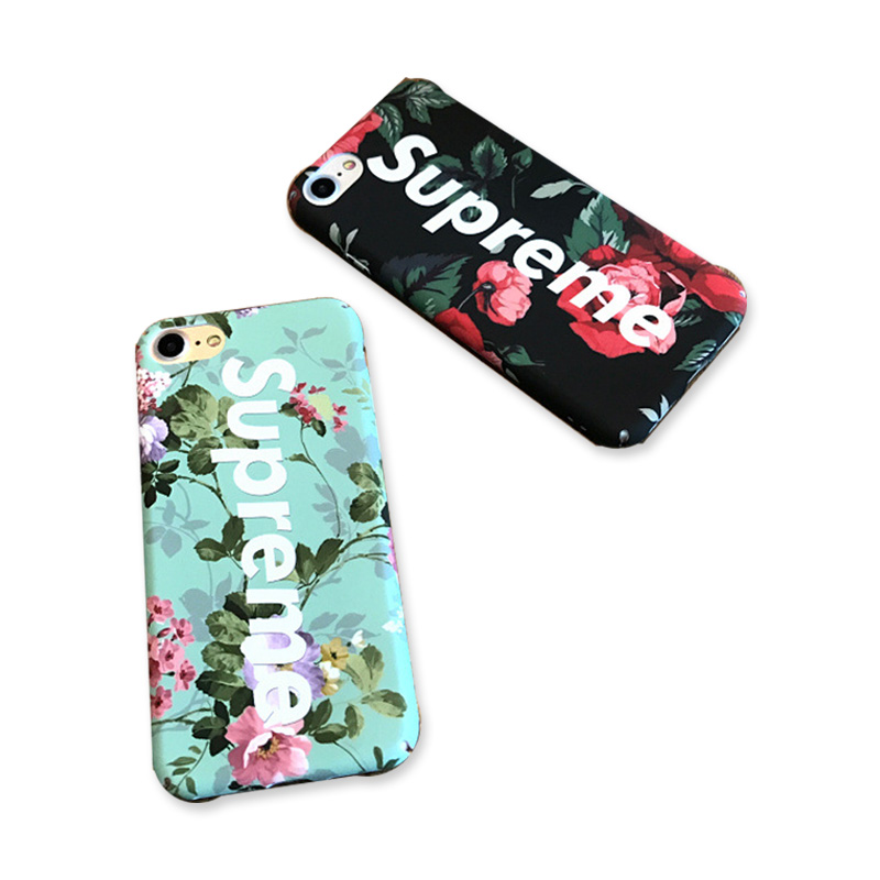 Obey Floral Iphone 5