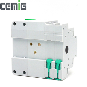 Image 5 - Atsデュアル電源自動転送スイッチ無停電電源SMGQ2 63/2 3p ac 230v 16Aに63A家庭用35ミリメートルレールインストール