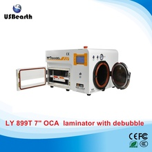Touch screen OCA Lamination machine 899T with Buit in Pump,Compressor,bubble remover vacuum laminating machine, Russia free tax