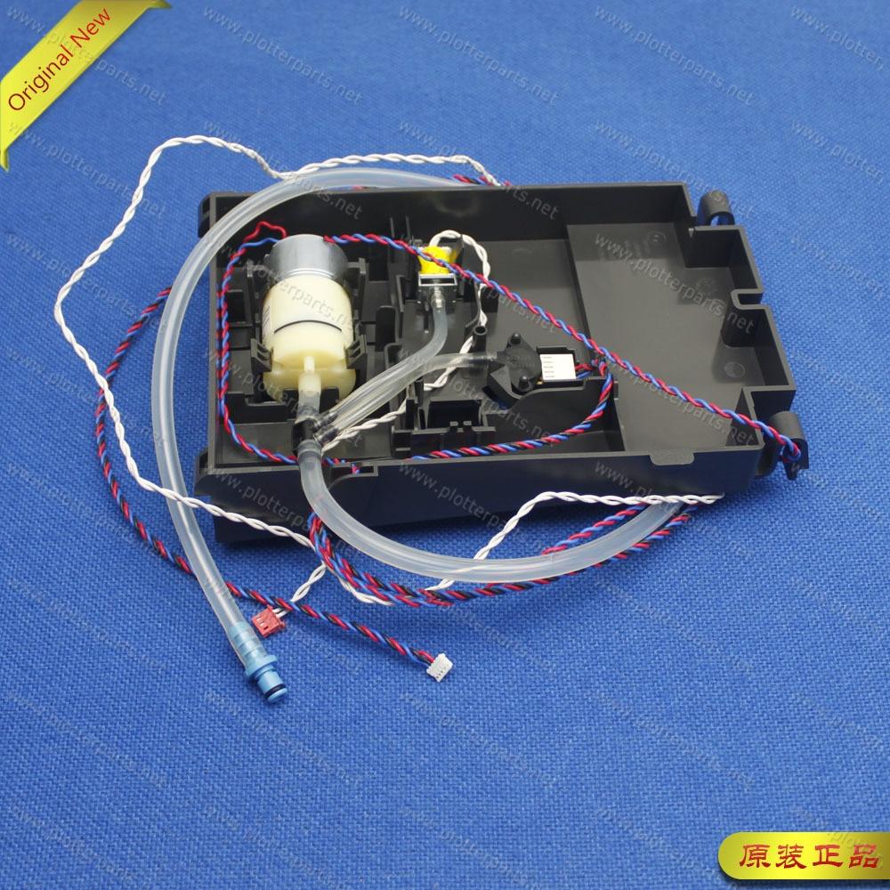 Q1251-60258 C6090-60084 HP DesignJet 5000 5100 5500 Air pressurization system APS used