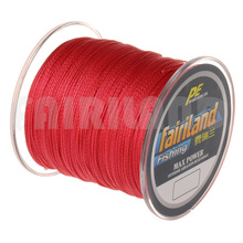 Super strong braided fishing line 300m Japan multifilament PE line 0.4#-8# available 10-70LB Tensile Strength 7 color available