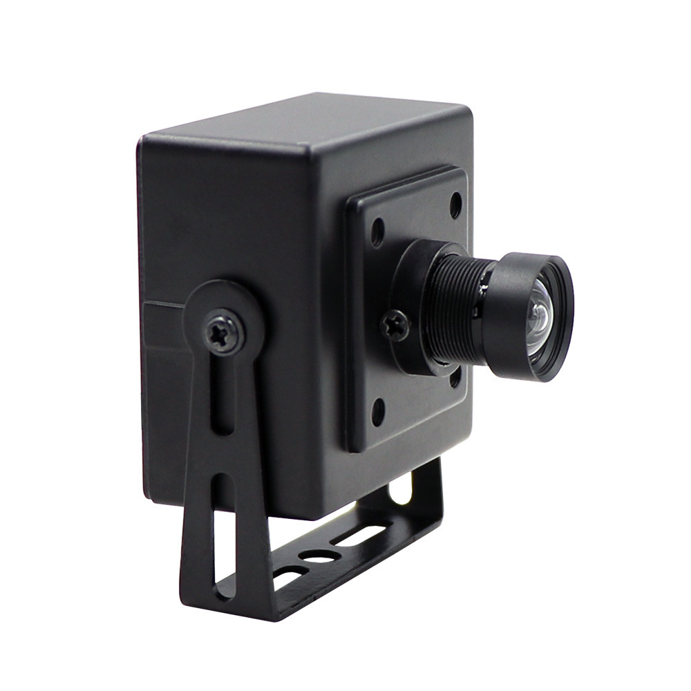 5MP Barcode QR Code Scanning Webcam OmniVision OV5640 Mini Case UVC USB Camera for Windows Linux