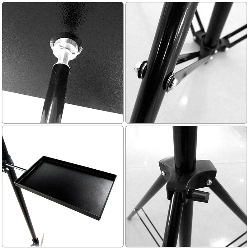 Image 5 - Projector Bracket Aluminum Pallet Anti scratch Floor Projector Stand Tripod For Laptop Bracket Stand Russia Warehouse Clearance-in Projector Brackets from Consumer Electronics