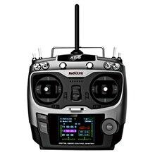 Lo nuevo AT9 2.4 GHz 9CH Transmisor Radioenlace Con R9D Mode2 Receptor 9CH Para Drone Helicóptero de Control Remoto Envío Gratis