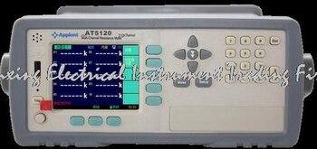 Probador de medidor de resistencia DC multicanal Anbai AT5120 20 alta precisión 0.05% 1u-30k ohm