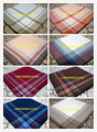 100% Cotton Handkerchief Plaid Pocket Square Mens Handkerchief 5 Pcs/Lot