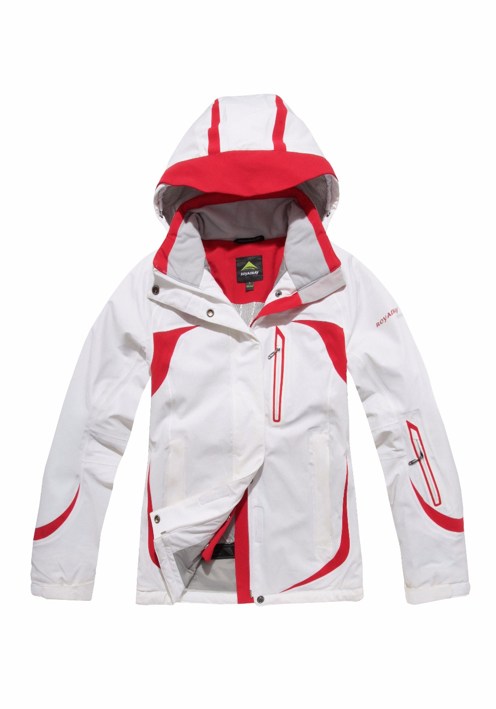 ROYALWAY New Arrival Women Ski Jacket Outdoor Jacket Windproof Breathable Waterproof Snowboard Jacket Comfortable #RFSL4495G ...