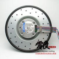 Original ebm papst rer160-28/18n/12hp 48 v 29 w 175*45mm ventilador de refrigeración de la turbina centrífuga