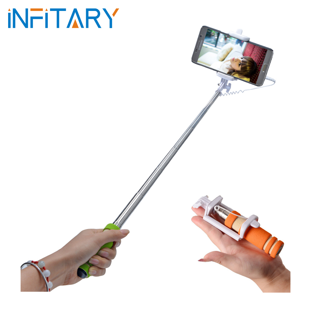 monopod tripod extendable selfie stick handheld bluetooth portable mini selfi. Black Bedroom Furniture Sets. Home Design Ideas
