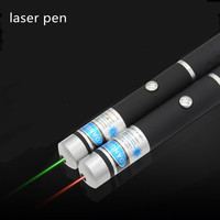 Hot Sale Red Green Laser Pointer Pen Flashlight Full Of Stars