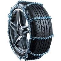 Автоматическая защита цепи зимняя резина плюс грубая марганцевая сталь аварийная Защита от скольжения железо