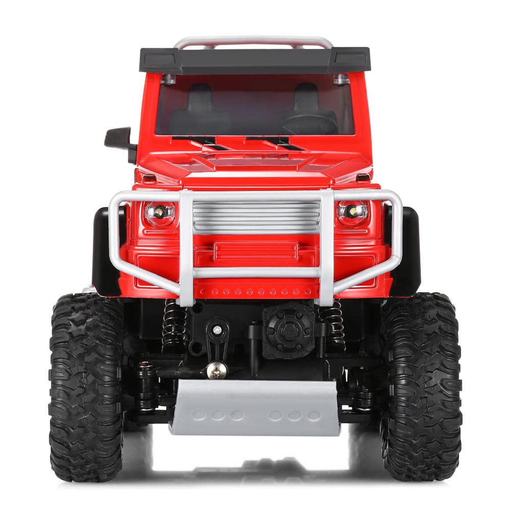 Flytec 699-119 1/10 Полный Функция моделирования 6 колеса внедорожных альпинист RC грузовиков