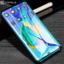 CAFELE Tempered Glass For Huawei P30 Pro Screen Protector Full Curved 6D Edge Protective P30pro HD Clear Film