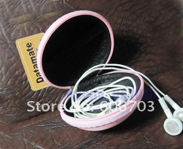 Карманный чехол для наушников мешочек для хранения для наушников Наушники вкладыши Горячий продукт