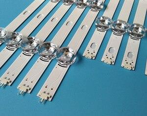 Image 2 - 10 stks/set NIEUWE LED Strip Voor LG 49LB580V 49LB5500 49LB620V 49LB629V 49LB552 Innotek DRT 3.0 49 EEN B 6916L 1788A 1789A 1944A 1945A