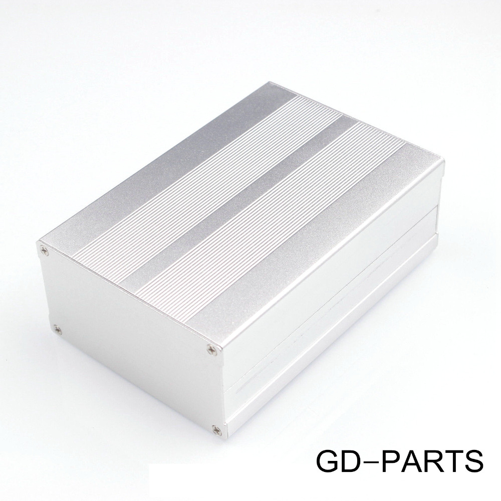 GD PARTS 106 55 155mm Full Aluminum Amplifier Chassis Enclosure Hifi Audio Instrument Case Electronic Project