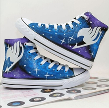 Fairy Tail Canvas Shoe