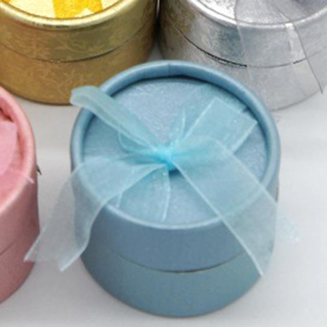 Random Paper Gift Box Mini Jewelry Storage for small gifts