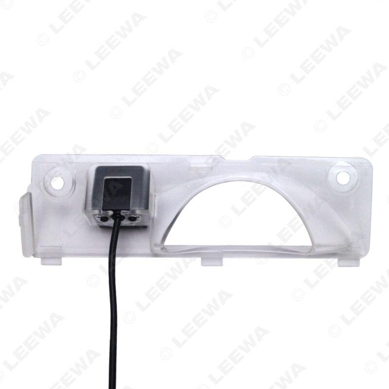 Leewa HD Водонепроницаемый автомобилей резервного копирования заднего вида Камера для Honda Odyssey 2008 Обратный Парковка Камера # ca1083