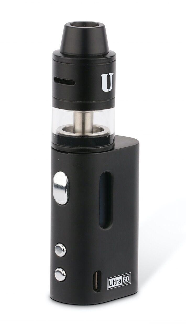 Оригинальный ультра 60 Вт t.c mod испаритель комплект 1600 мАч rdta 2 мл Топ заполнения кальян VAPE ручка против эго AIO ce4 rx200s электронной сигареты