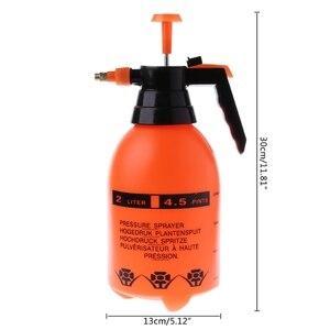 Image 3 - 2.0L araba yıkama basınçlı sprey Pot otomatik temiz pompa püskürtücü şişe basınçlı sprey şişesi yüksek korozyon direnci