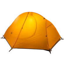 Naturehike Ultralight One Person Tent Camping Waterproof Tents Lightweight Portable Camping Hiking 3 Season NH18A095-D