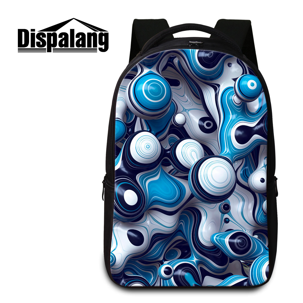 Dispalang large capacity laptop backpack for teenage girls boys unique design school bags for high school students cool mochilas dispalang custom design gorilla owl school backpacks for college students 17 inch felt backpack large capacity men school bags