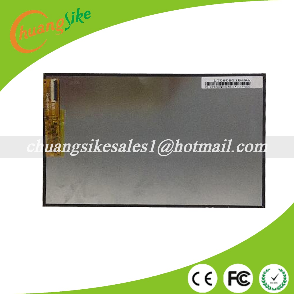 A+ 8 inch For Onda V820W LCD internal display screen ASBF080-30-03 ASBF080-30-02 1280 * 800