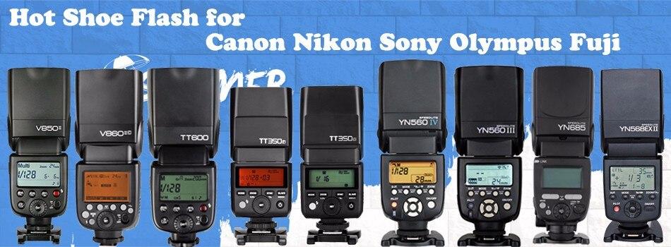 №<b>Godox</b> TT685F Камера флэш-памяти 2,4G HSS ttl GN60 ...