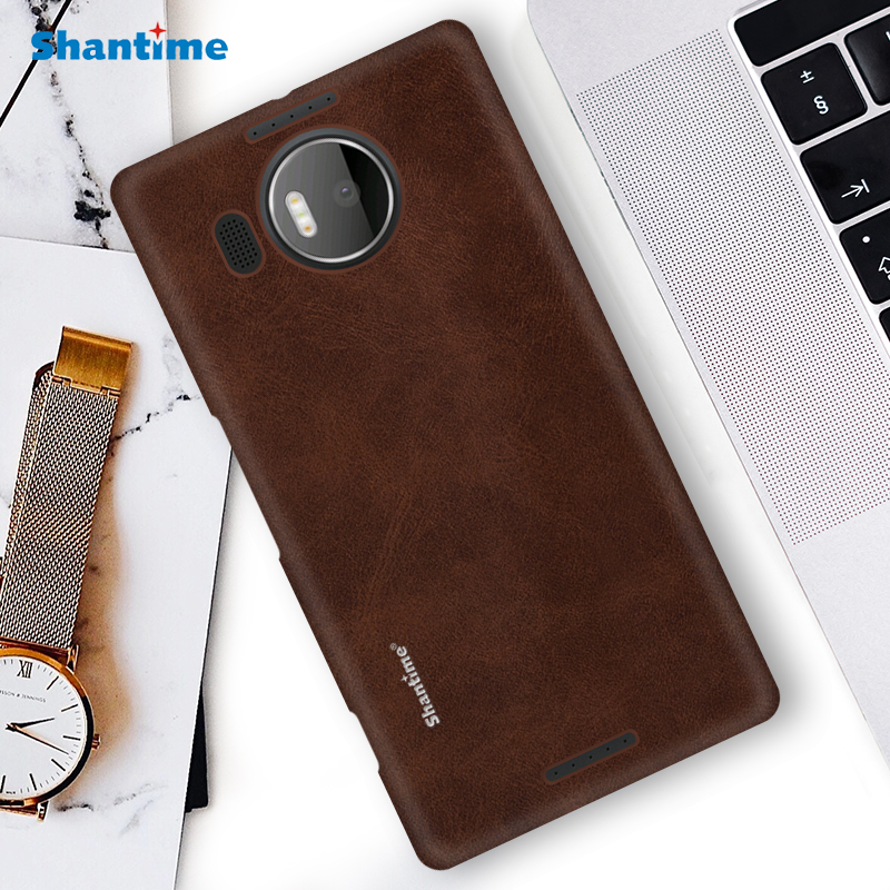 Hot Sell Case Luxury Vintage PU Leather Case For Microsoft Lumia <font><b>950</b></font> <font><b>XL</b></font> Phone Case For <font><b>Nokia</b></font> Lumia <font><b>950</b></font> <font><b>XL</b></font> Business Style Cover image