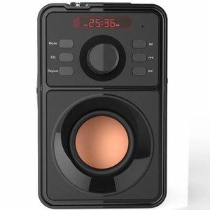 Image 2 - Junke 2.1 Bluetooth Di Động Không Dây Âm Thanh Stereo Loa Siêu Trầm Bass Nặng Loa Nghe Nhạc Hỗ Trợ Màn Hình Hiển Thị LED Đài FM TF