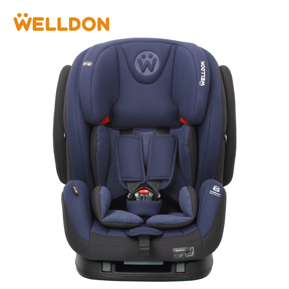 Welldon Cuddle Safety Seat 9M-12Y Baby Car Seat Child Safety Auto Chair Kids Protection Seat Baby Kids Car Safety Seats Chair four colors infant basket style safety car seat baby car seat portable child automotive safety seats kids outdoor handle cradle