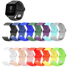 купить 20mm 22mm Silicone Smart Watch Bands For Samsung Gear S3/Huawei Watch/Moto 360 2nd/ Huami Amazfit Bip/Ticwatch/Withings Strap по цене 129.61 рублей