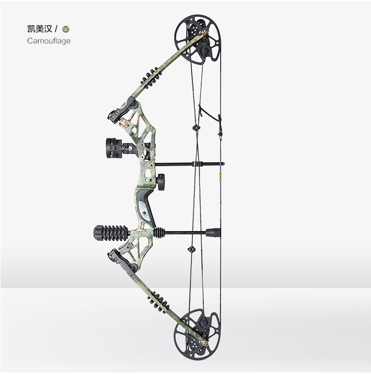 Adjustable archery hunting full Compound Bow sets