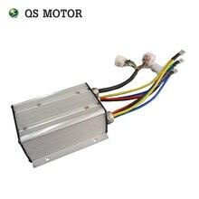Controlador de kelly qskls7230s 72 v 300a para o apoio sinusoidal do motor do cubo elétrico bluetooth ajustar
