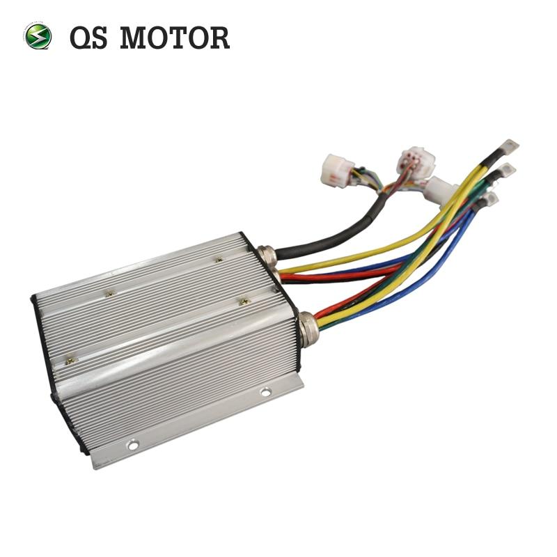 Kelly Controller QSKLS7230S 72V 300A For Electric Hub Motor Sinusoidal Support Bluetooth Adjust
