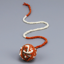 Pet Cat Nontoxic Interactive Fun Fuzzy Teaser Colorful Gifts Long Tail Play Eco friendly Toy Ball Woolen Yarn Easy Clean on Aliexpress.com | Alibaba Group