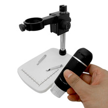 Wholesale prices 300x USB Digital Microscope + Magnifications and 5M Pixels Image Sensor Quality Microscopic Lens UM012C  2017 New Version