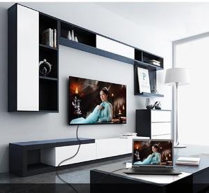 Image 5 - HDMI ל dvi כבל HDMI DVI D 24 + 1 פין מתאם 1080p DVI D זכר ל hdmi זכר ממיר כבל עבור HDTV DVD מקרן 1m במהירות גבוהה