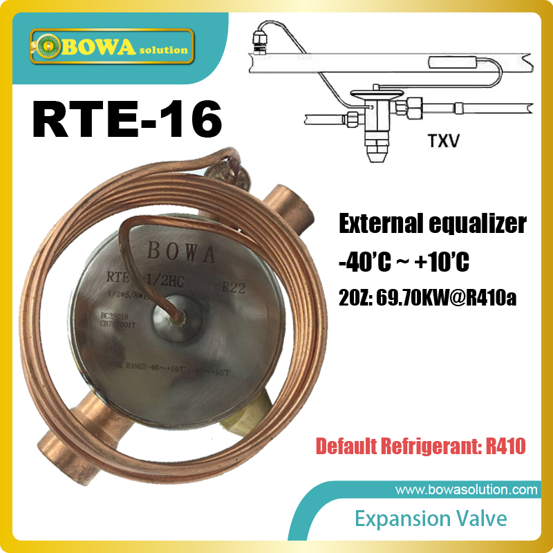 RTE-16 offers mechanical thermal expansion valves and electronic expansion valves for a variety of HVAC-R applications nrf 6 thermal expansion valve tev or txv is preferred over other refrigeration metering devices and replace danfoss tg valves