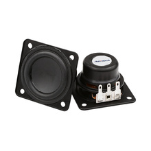 AIYIMA 2 шт 1,75 дюймов 6 Вт мини портативный Bluetooth динамик 45 мм 4ohm полный диапазон большой ход Для Harman динамик Kardon единицы DIY