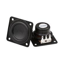 AIYIMA 2 chiếc 1.75 Inch 6 W Loa Mini Bluetooth Di Động 45mm 4ohm Đầy Đủ Lớn Thì Cho Loa harman Kardon Đơn Vị TỰ LÀM