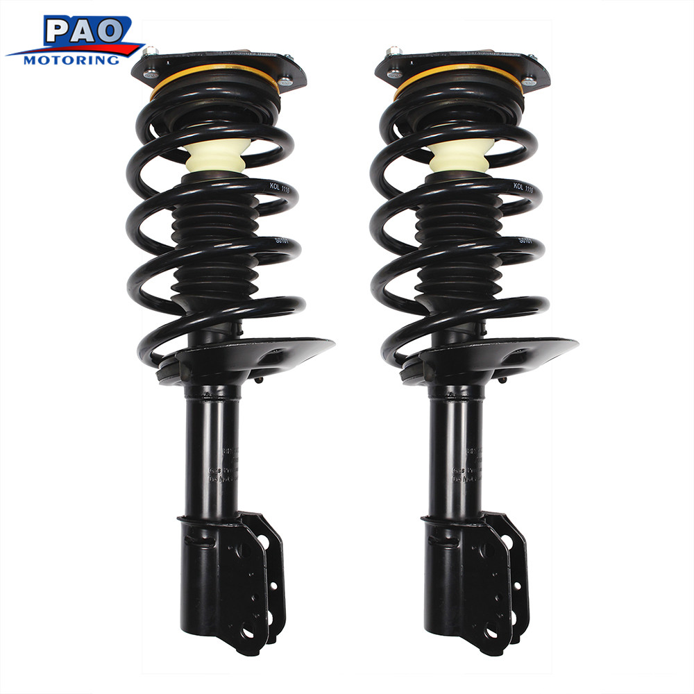 Aliexpress.com : Buy 2PC New Front Left&Right Complete Strut Coil Spring  Coilover Assembly For Chevrolet Venture 1997 2005 OEM 271670 Shock Absorber  from ...